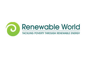 logo renewable world - Home