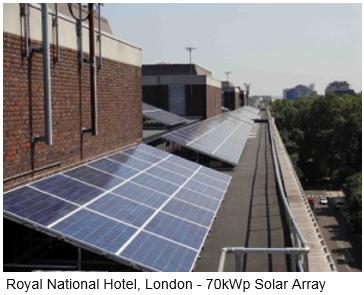promotes 1 - UK Gov promotes Commercial Roof-Top Solar
