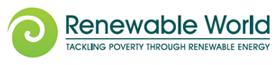 renewable world logo - Renewable World