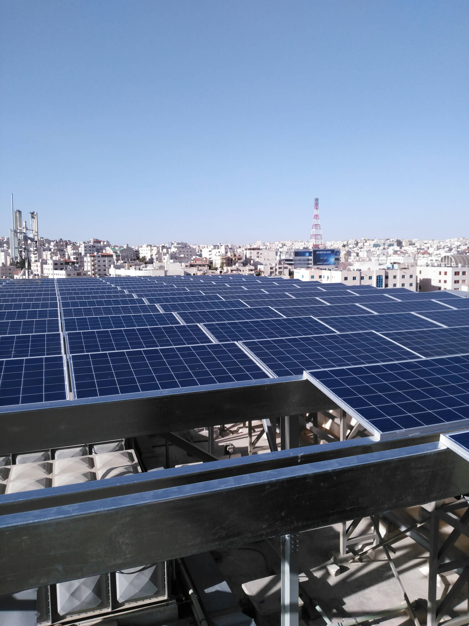 solar-panel-installation-hotel-Ibis-Amman Home 001