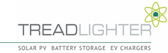 Treadlighter – Solar PV specialists Logo